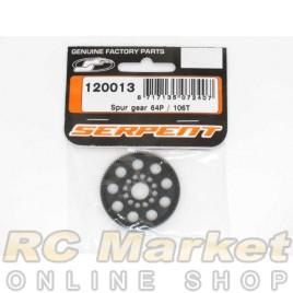 SERPENT 120013 Spur Gear 64P / 106T