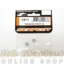 SERPENT 1311 Ball-Bearing 5x8x2.5 (2)