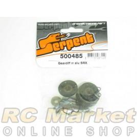 SERPENT 500485 Geardiff RR Alu SRX