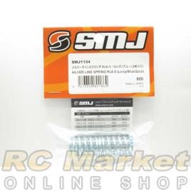 SMJ SMJ1134 Silver Line Spring RL6.5 (Long/Pink/2 pcs.)