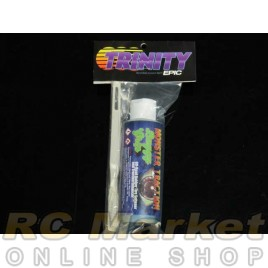 TRINITY Buggy Grip 2 w/Sprayer (Indigo Dot )