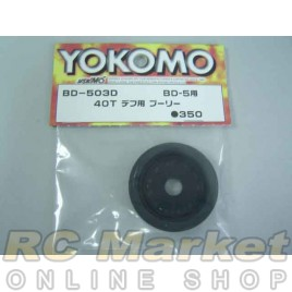 YOKOMO 40T Diff Pulley for BD7/BD5