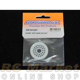 ARROWMAX 664094 Super Diff Gear 64P 94T