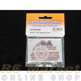 ARROWMAX 664086 Super Diff Gear 64P 86T