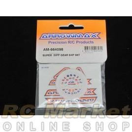 ARROWMAX 664098 Super Diff Gear 64P 98T
