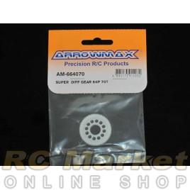 ARROWMAX 664070 Super Diff Gear 64P 70T