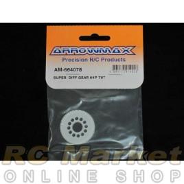ARROWMAX 664078 Super Diff Gear 64P 78T