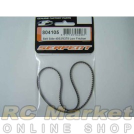 SERPENT 804105 Belt Side 40/378 Low Friction