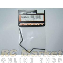 SERPENT 804143 Antiroll Bar FR 2.5mm