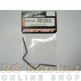 SERPENT 804144 Antiroll Bar FR 2.8mm