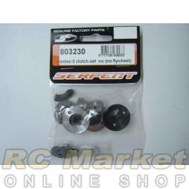 SERPENT 803230 Centax-3 Clutch-Set  WC (No Flywheel)