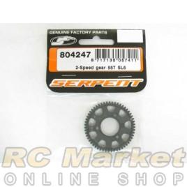 SERPENT 804247 2-Speed Gear 55T SL6