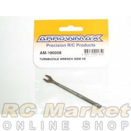 ARROWMAX 190008 Turnbuckle Wrench 3mm V2