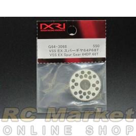 XENON G64-3068 VSS EX Spur Gear 64P 68T