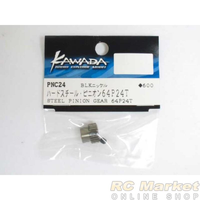 KAWADA Steel Pinion Gear 24T 64P