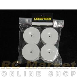 LEESPEED Dish Wheel White