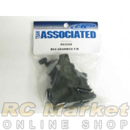 ASSOCIATED 92008 B64 Gearbox, Front and Rear