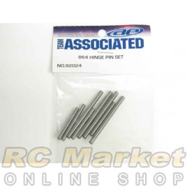 ASSOCIATED 92024 B64 Hinge Pin Set
