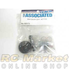 ASSOCIATED 92073 B64 Gear Diff Kit, Front and Rear