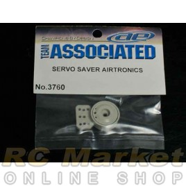 ASSOCIATED 3760 Direct Mount Servo Saver, for Airtronics Servos