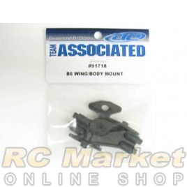 ASSOCIATED 91718 B6 Wing/Body Mounts