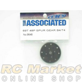 ASSOCIATED 9648 Spur Gear 69T 48P