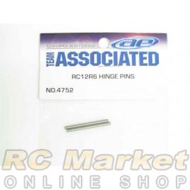 ASSOCIATED 4752 RC12R6 Hinge Pins