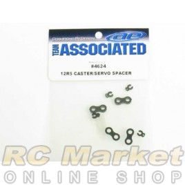 ASSOCIATED 4624 Caster/Servo Spacers