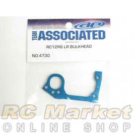 ASSOCIATED 4730 RC12R6 Bulkhead, Left Rear
