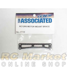 ASSOCIATED 4722 RC12R6 Motor Mount Brace