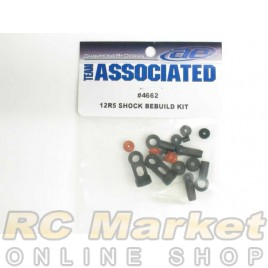 ASSOCIATED 4662 Shock Rebuild Kit