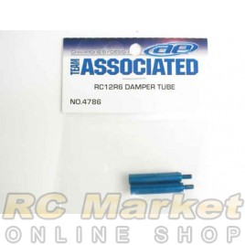 ASSOCIATED 4786 RC10F6 Damper Tubes