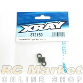 XRAY 372150 X12 Composite Front Upper Ball Joint (2)