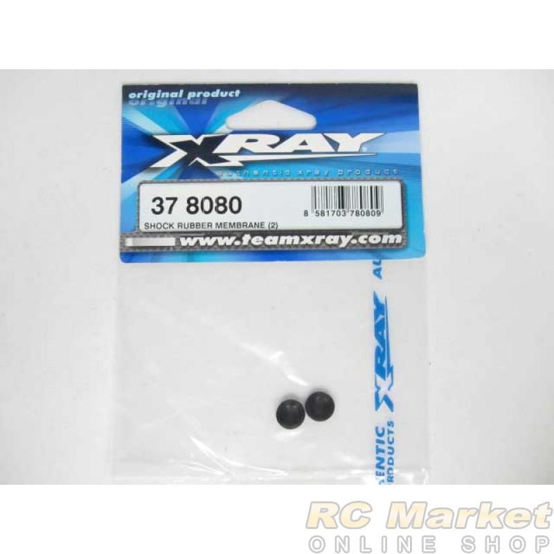 XRAY 378080 X12 Shock Rubber Membrane (2)