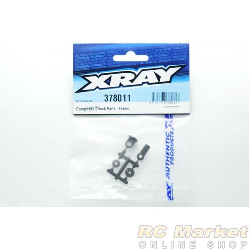 XRAY 378011 Composite Shock Parts - Frame