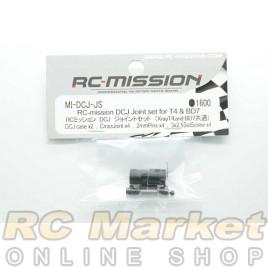 RC MISSION MI-DCJ-JS DCJ Joint Set for MI-DCJ-SX & MI-DCJ-SY (Spare Parts for MI-DCJ-SX & SY)