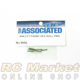 ASSOCIATED 9956 B44.3 Front Hex Roll Pins