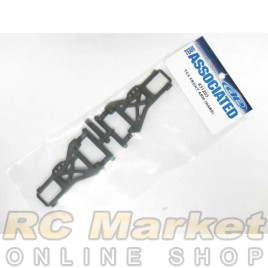 ASSOCIATED 31203 FT Front Suspension Arms, Hard