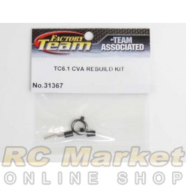 ASSOCIATED 31367 TC6.1 FT CVA Rebuild Kit