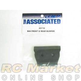ASSOCIATED 9718 Front and Rear Bumper