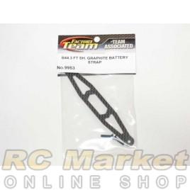 ASSOCIATED 9953 FT Graphite Battery Strap, Shorty