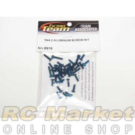 ASSOCIATED 9919 B44.2 FT Aluminum Screw Kit