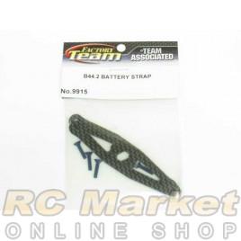ASSOCIATED 9915 B44.2 FT Graphite Battery Strap