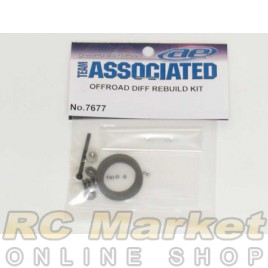 ASSOCIATED 7677 Diff Rebuild Kit