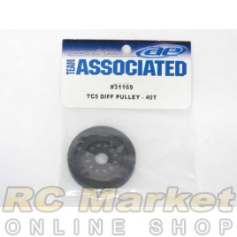 ASSOCIATED 31169 Diff Pulley, 40T