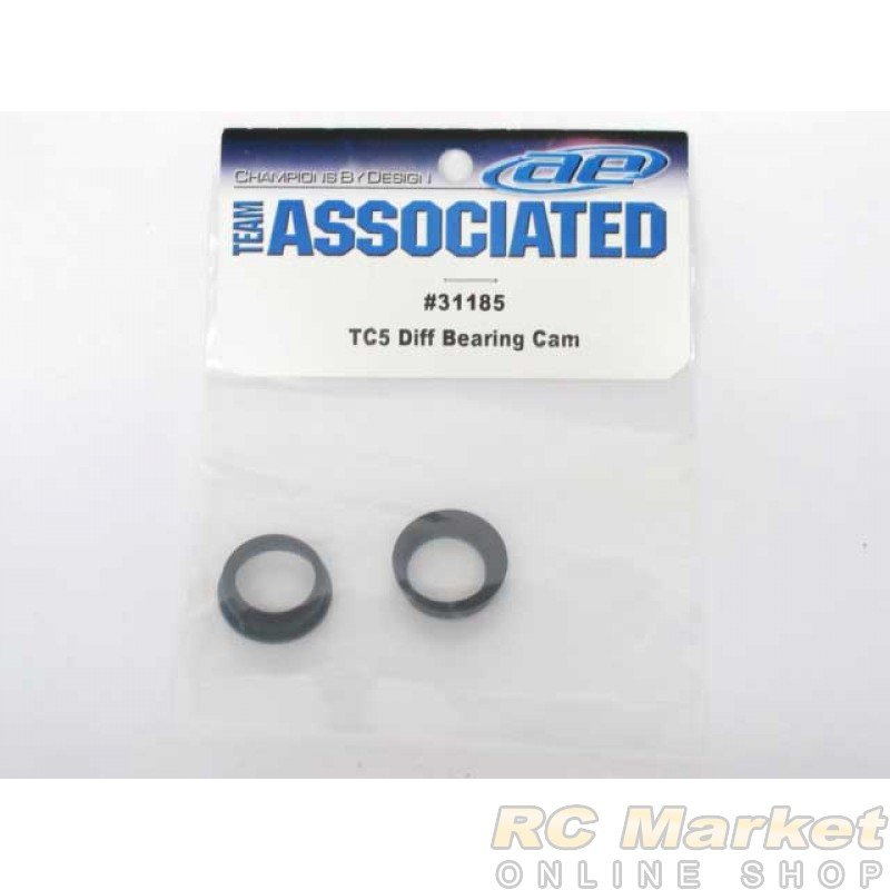 ASSOCIATED 31185 Diff Bearing Cam