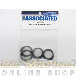 ASSOCIATED 31184 Cam Holder Set, 2 Low and 2 Middle