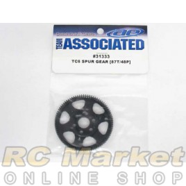 ASSOCIATED 31333 Spur Gear, 87T 48P