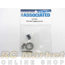 ASSOCIATED 31166 Diff Rebuild Kit