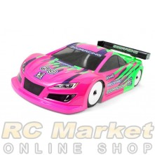 ZOORACING ZR-0002-07 PreoPard 0.7mm Regular FREE Gift